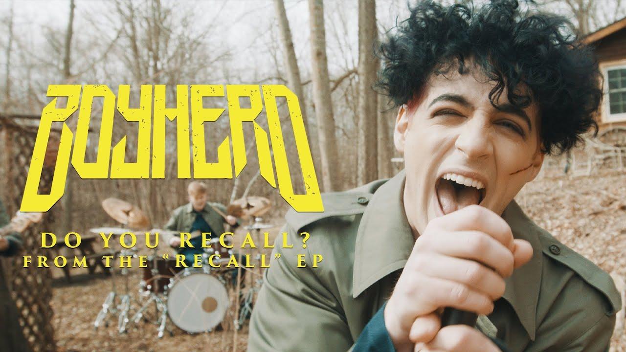 Boy Hero - Do You Recall (Official Music Video)