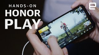 Honor Play Hands-On: Is it really the best PUBG gaming phone?