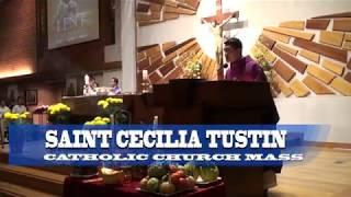 New Opening Titles For  Saint Cecilia Tustin adobe premier cc Pro  2018