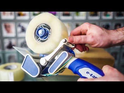 Best Packaging Tape Dispenser Ever