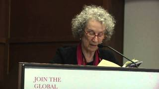 Margaret Atwood -- In Other Worlds