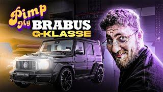 Sorry BRABUS :( Mois pimpt 250.000€ G-Klasse AMG 🥵