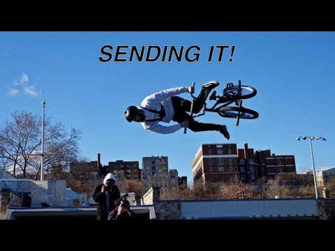 Facing My Biggest Fear (The BMX Backflip)