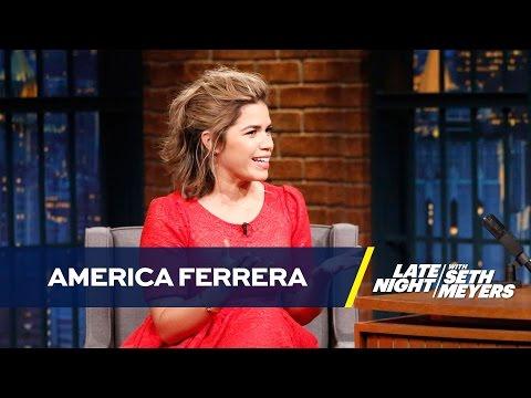 Superstore Exposed America Ferrera's Surprising Fear of Rabbits