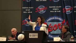 Stephanie Rauch Sports Hall of Fame