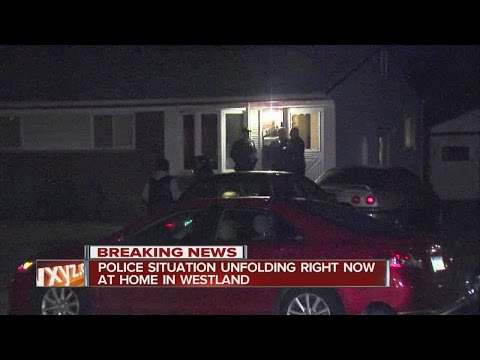 Police situation unfolding in Westland