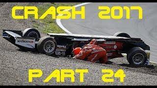 Motorsport Crash Compilation 2017 part 24
