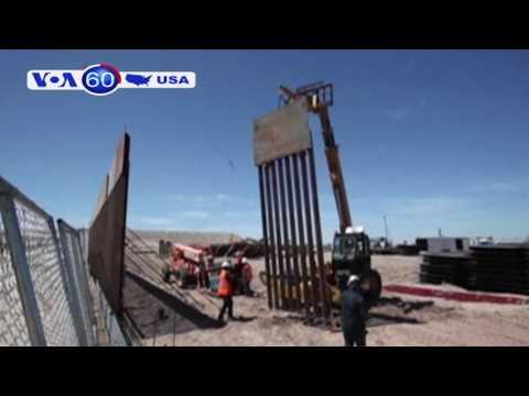 Quan chức cấp cao Mỹ xoa dịu Mexico (VOA60)