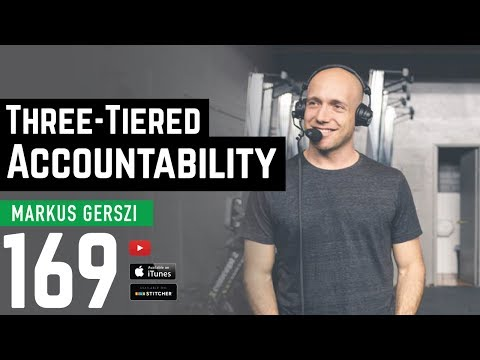 Three-Tiered Accountability with Markus Gerszi - 169