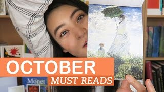 Must Reads of October   LittleArtTalks