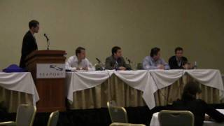 Source Boston 2010: The Realities of Starting a Security Company Part I: The Entrepreneurs 1/6
