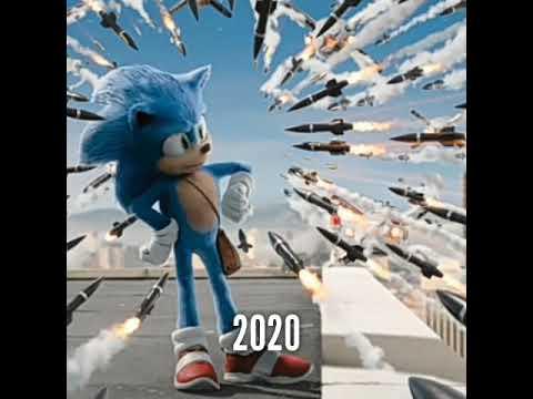 Download Evolution of Sonic The Hedgehog #shorts #evolution
