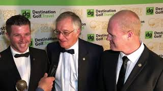 Royal Johannesburg & Kensington Golf Club - Christopher Bentley, Alan Field, Shaun Brits