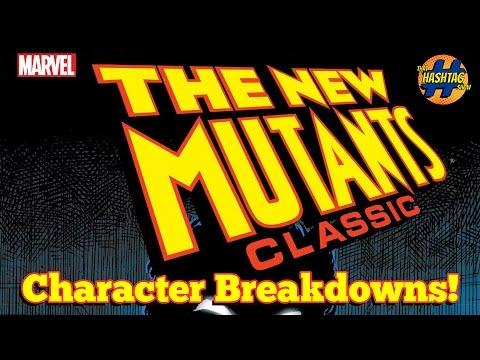 New Mutants Casting Character Breakdowns | Newsbite | That Hashtag Show