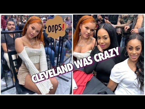 CLEVELAND Ohio Was WILD!!