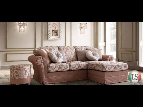 Итальянская мягкая мебель Nostalgia от ИталСклад и Camelgroup