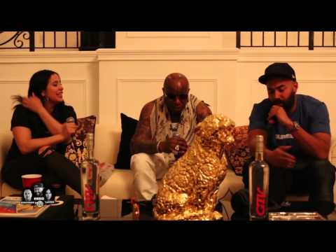 Birdman Talks Gay Rumors, His Gold AK, Lil Wayne, Rick Ross & More On #EbroInTheMorning