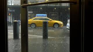 صوت المطر   - استرخاء, دراسة, تأمل, نوم - ساعة كاملة - Relaxing Rain & Thunder