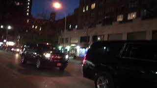 FDNY BATTALION 7 CHIEF RESPONDING ON 3RD AVENUE TO A 10-75 ALL IN MIDTOWN, MANHATTAN, NEW YORK CITY.