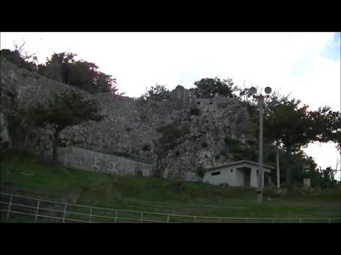 安慶名城跡 Agena Castle Ruins Okinawa Prefecture