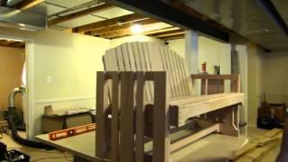 Porch Glider Test