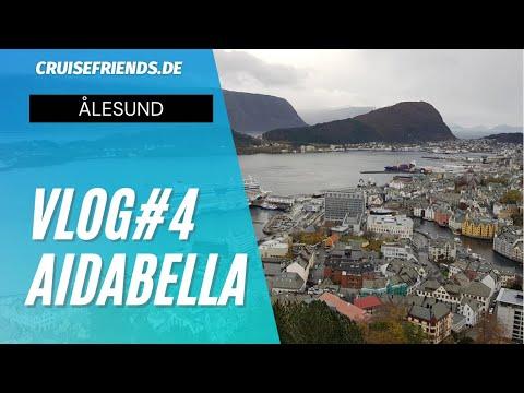 AIDAbella 24.10.2018 Reisetagebuch