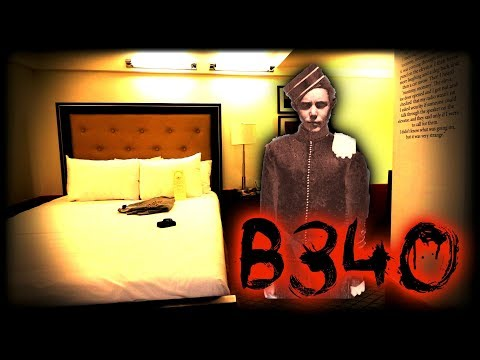 INSIDE B340!!   The MOST HAUNTED ROOM!   The Queen Mary (Collab With PANICdVideos)   MichaelScot