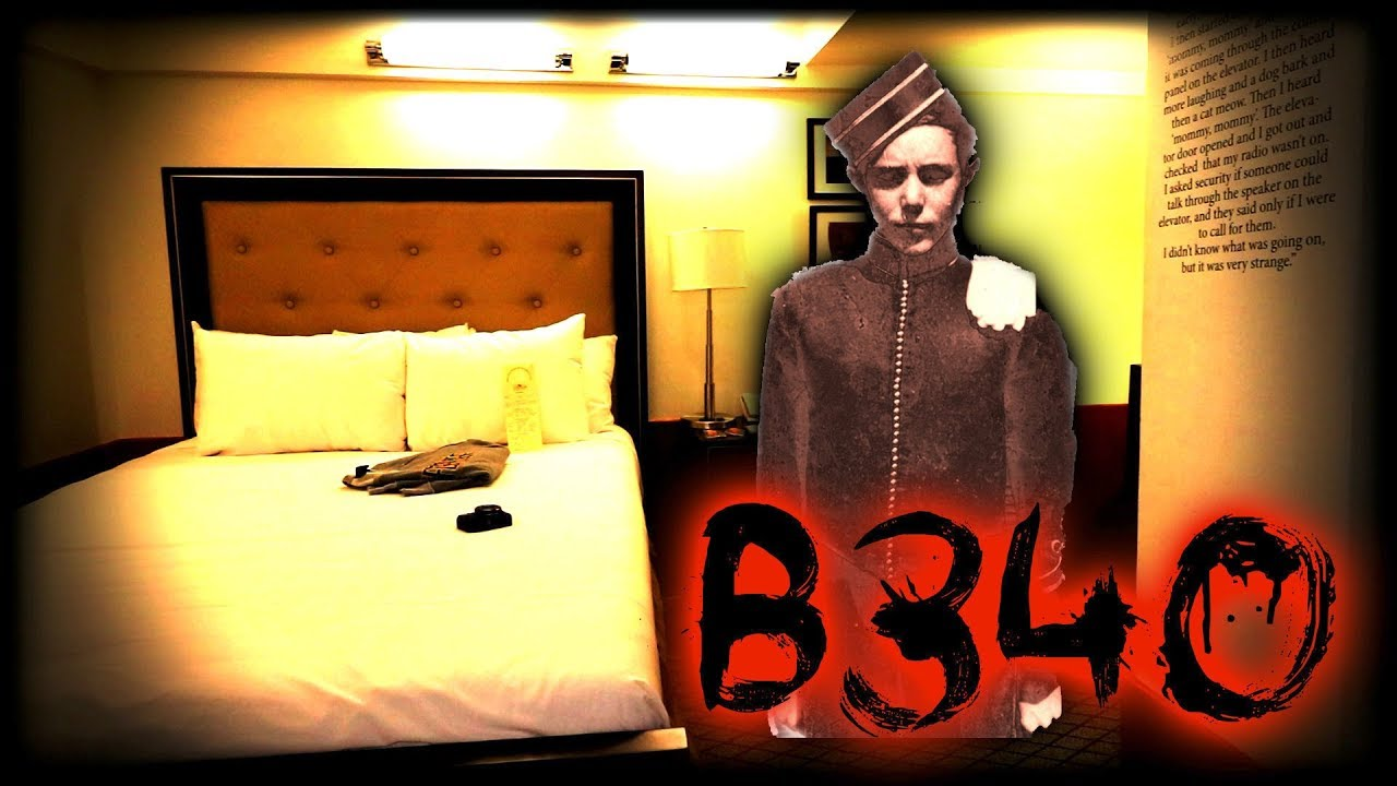Inside B340 The Most Haunted Room The Queen Mary Collab With