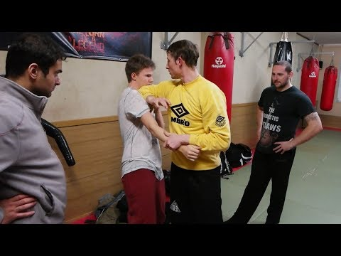 Wing Chun Training In Der Fight Academy Song Paderborn