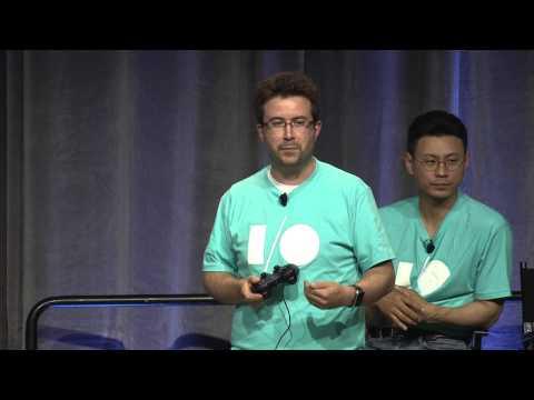 Google I/O 2014 - Android TV - A platform for the living room
