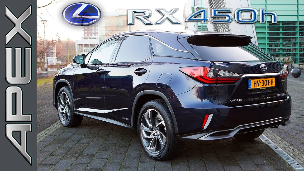 lexus rx 450h awd president line testdrive english. Black Bedroom Furniture Sets. Home Design Ideas