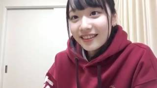 AKB48 チーム8 元・島根県代表 阿部芽唯 SHOWROOM より (下青木香鈴)