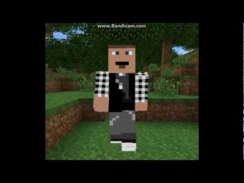 TobyMac - Me Without You ( TOY REMIX, Minecraft skin - TobyMac From Dubbed and Freq'd )