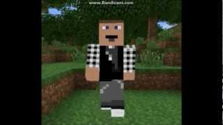 TobyMac - Me Without You ( TOY REMIX, Minecraft skin - TobyMac From Dubbed and Freq