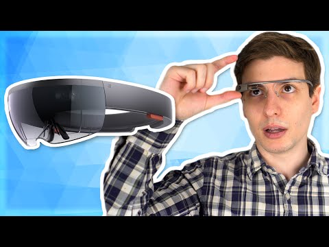 Hololens vs Google Glass Comparison