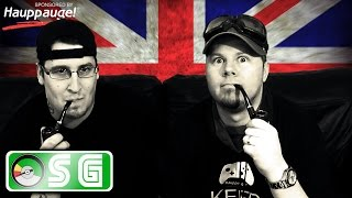 Steam Gauge - How to be British | Max Gentlemen #HAUPPAUGEGAMING
