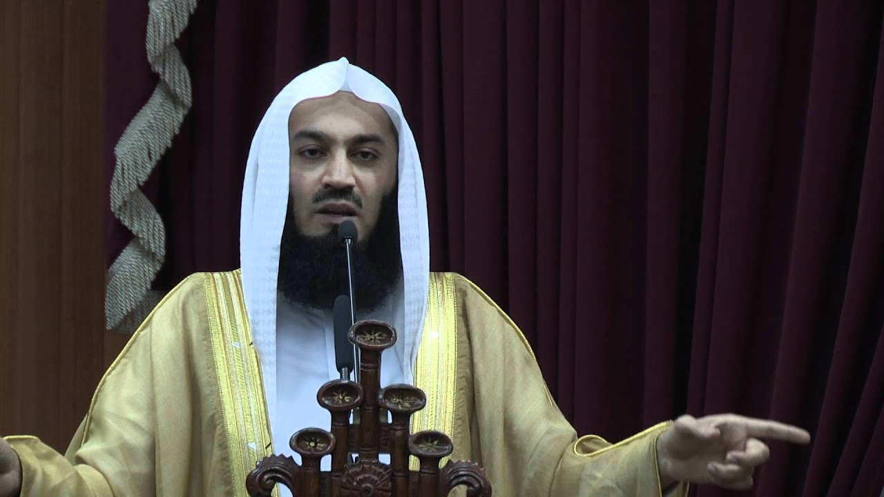 Download 1st Seminary of Knowledge 2012 Lecture 4B - Mufti Ismail Musa Menk (1 of 3)