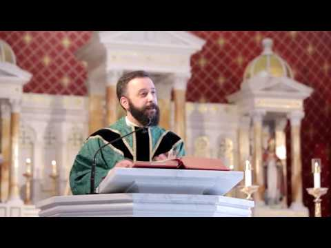 Father Andy Cravalho CPM--32nd Sunday Ordinary Time