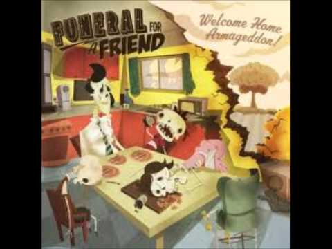 Клип Funeral For A Friend - Aftertaste