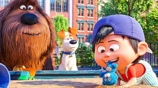THE SECRET LIFE OF PETS 2 All Movie Clips + Trailer (2019)