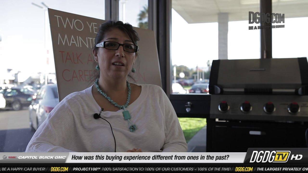 Happy Car Buyers Capitol Buick GMC San Jose CA