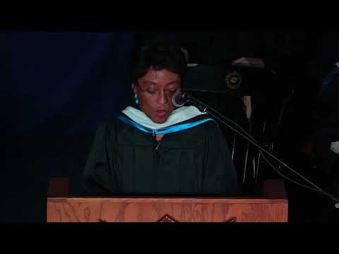 Commencement 2018: Peggy Shepard (Intro by President Burstein)