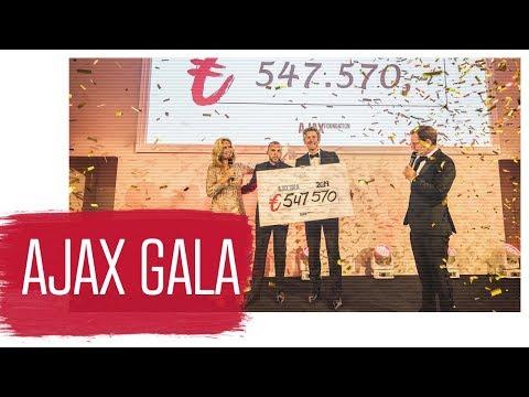 Ajax Gala opnieuw een groot succes