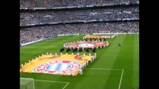 Opening Ceremony Champions League Final 2010 Madrid FC Bayern vs. FC Inter Milan