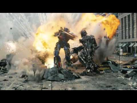 Optimus prime vs Shockwave HD