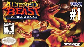 """ALTERED BEAST: Guardian of the Realms"" (GBA Gameplay#1)"
