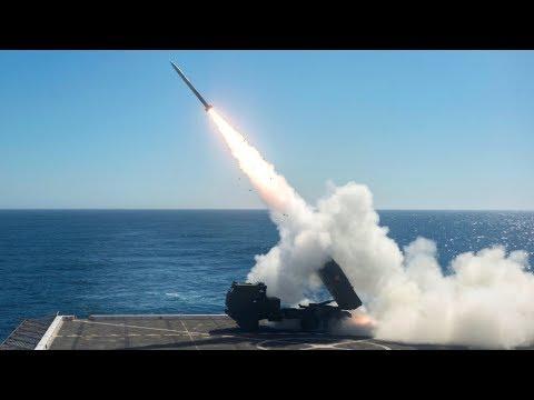HIMARS Rocket Sea-Based