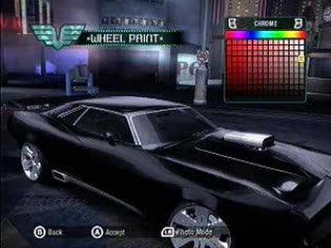 NFS: Carbon Plymouth Hemi Cuda Customized (10 min)