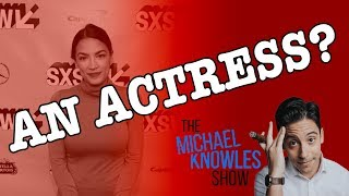 The Alexandria Ocasio-Cortez Conspiracy Theory: Is She An Actress?