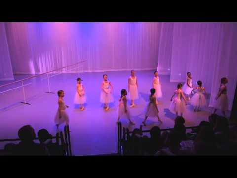 Perfromance 2 Degas Little Dancers